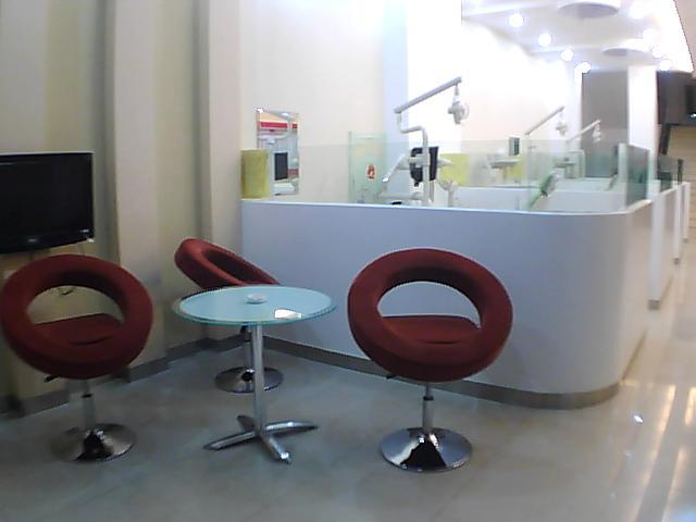 牙科吧台设计图