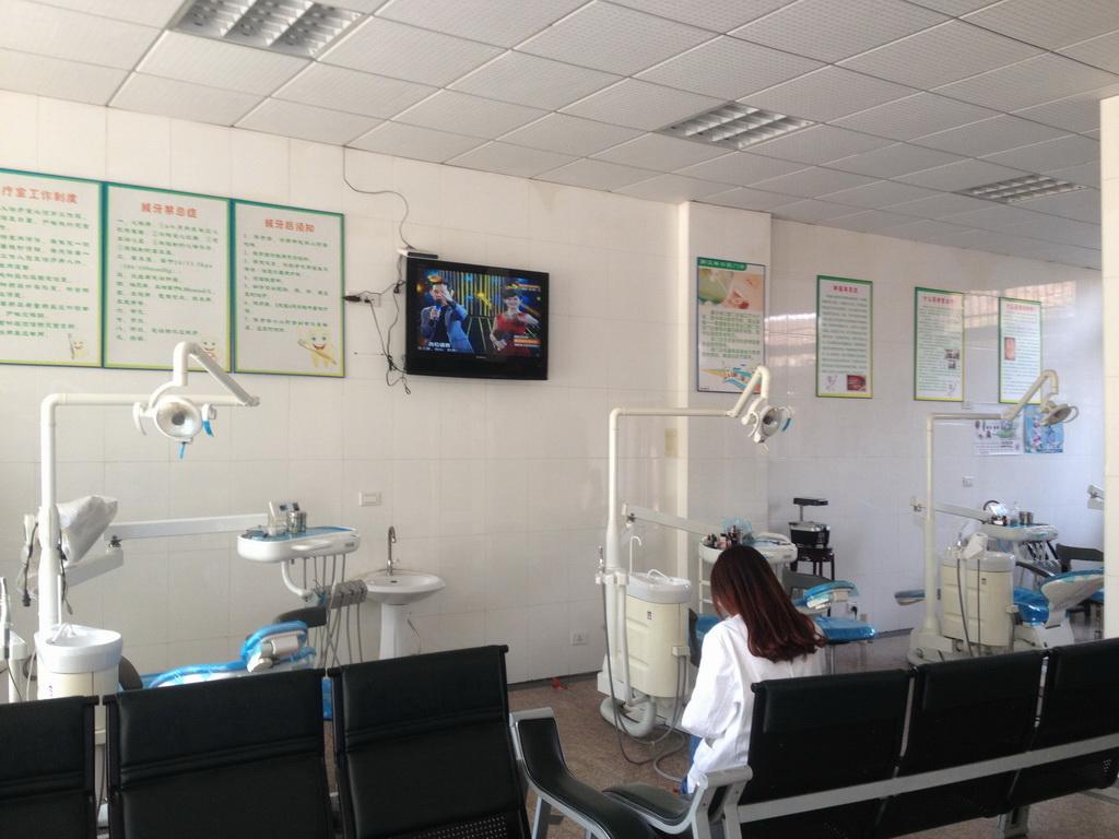 50平米牙科诊所装修图